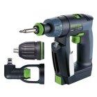 Festool CXS Compact Cordless Drill Set
