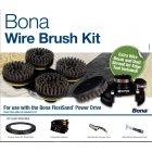 Bona Wire Brush Kit