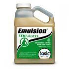 Basic Coatings Emulsion Pro Semi-Gloss Gallon