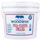 Woodwise Full-Trowel Filler - Red Oak 3.5 Gallon