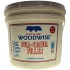 Woodwise Full-Trowel Filler - Ebony Gallon