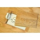Grill Works Outlet Cover - Maple