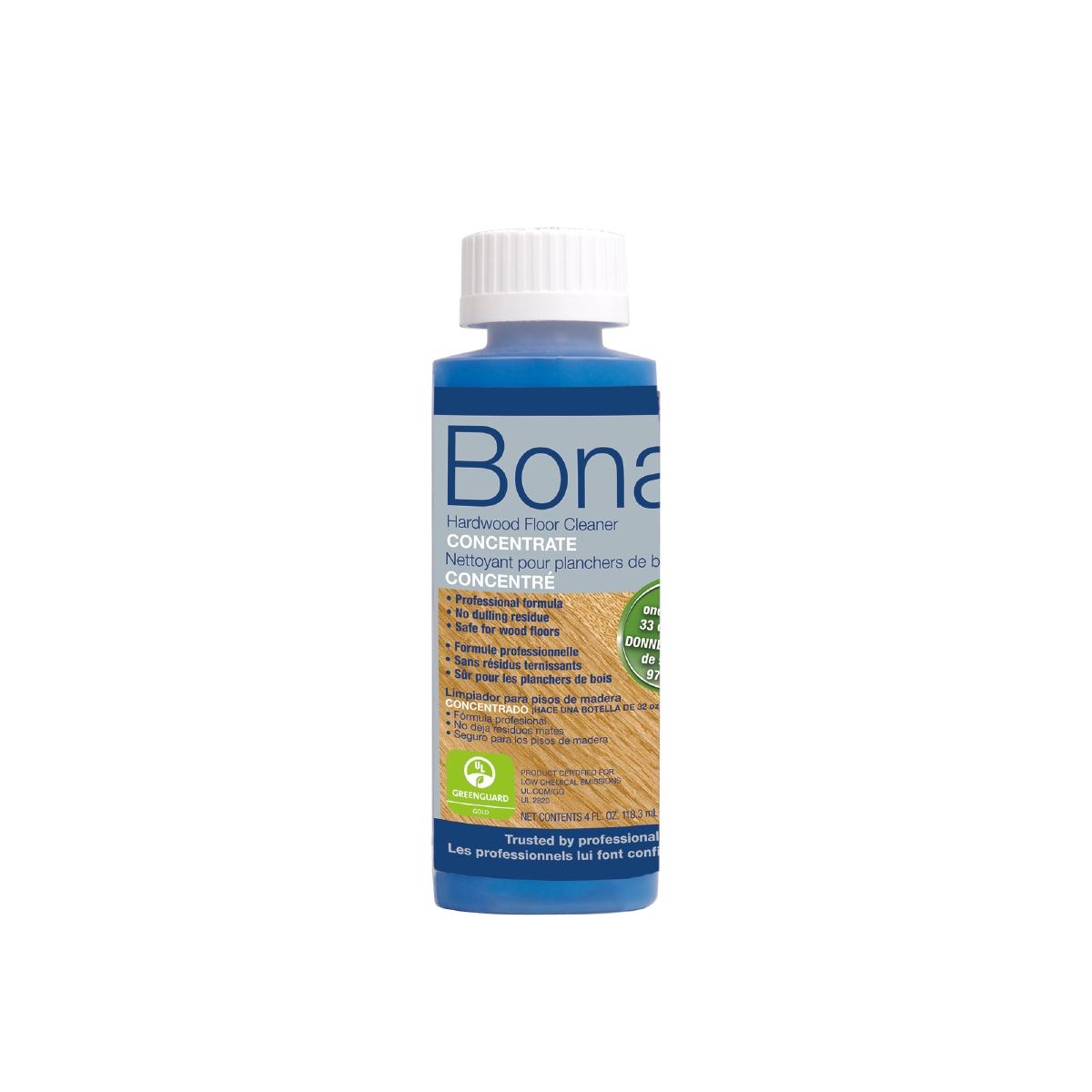 Bona Pro Series Hardwood Floor Cleaner Concentrate 4oz